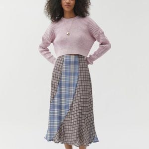 NWT Urban Outfitters Big Sur Cropped Sweater